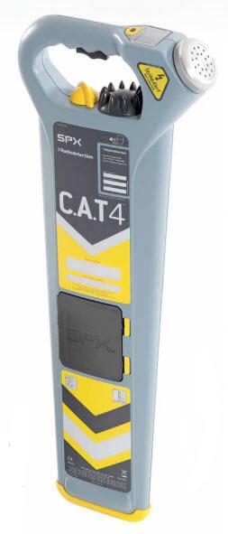Détecteur Radiodetection C.A.T4