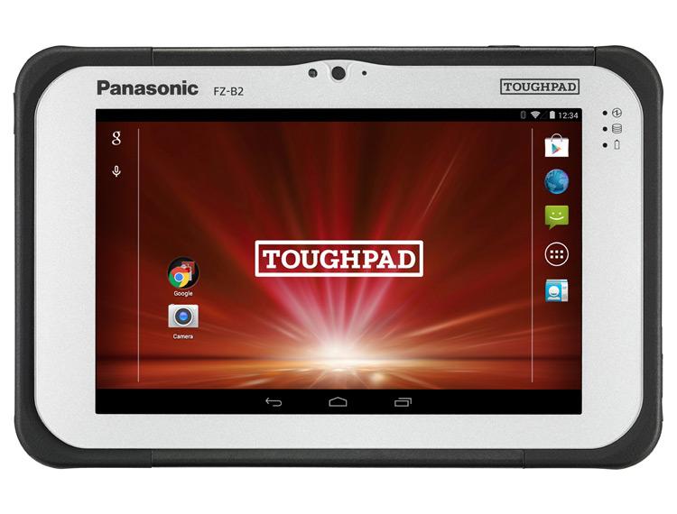 Tablette Panasonic Android FZ-B2