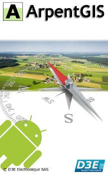 Logiciel ArpentGIS Android