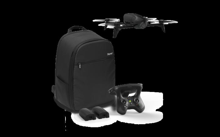 Drone Parrot BEBOP-PRO 3D MODELING