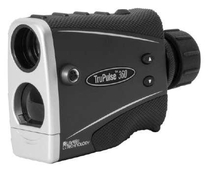 Télémètre laser Trupulse 360